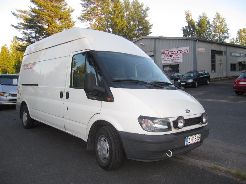 Ford Transit 12m³ ZVF-555