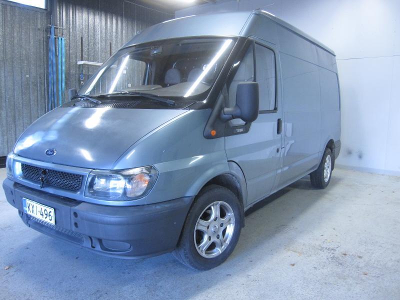 Ford transit 8m³ vm 2001