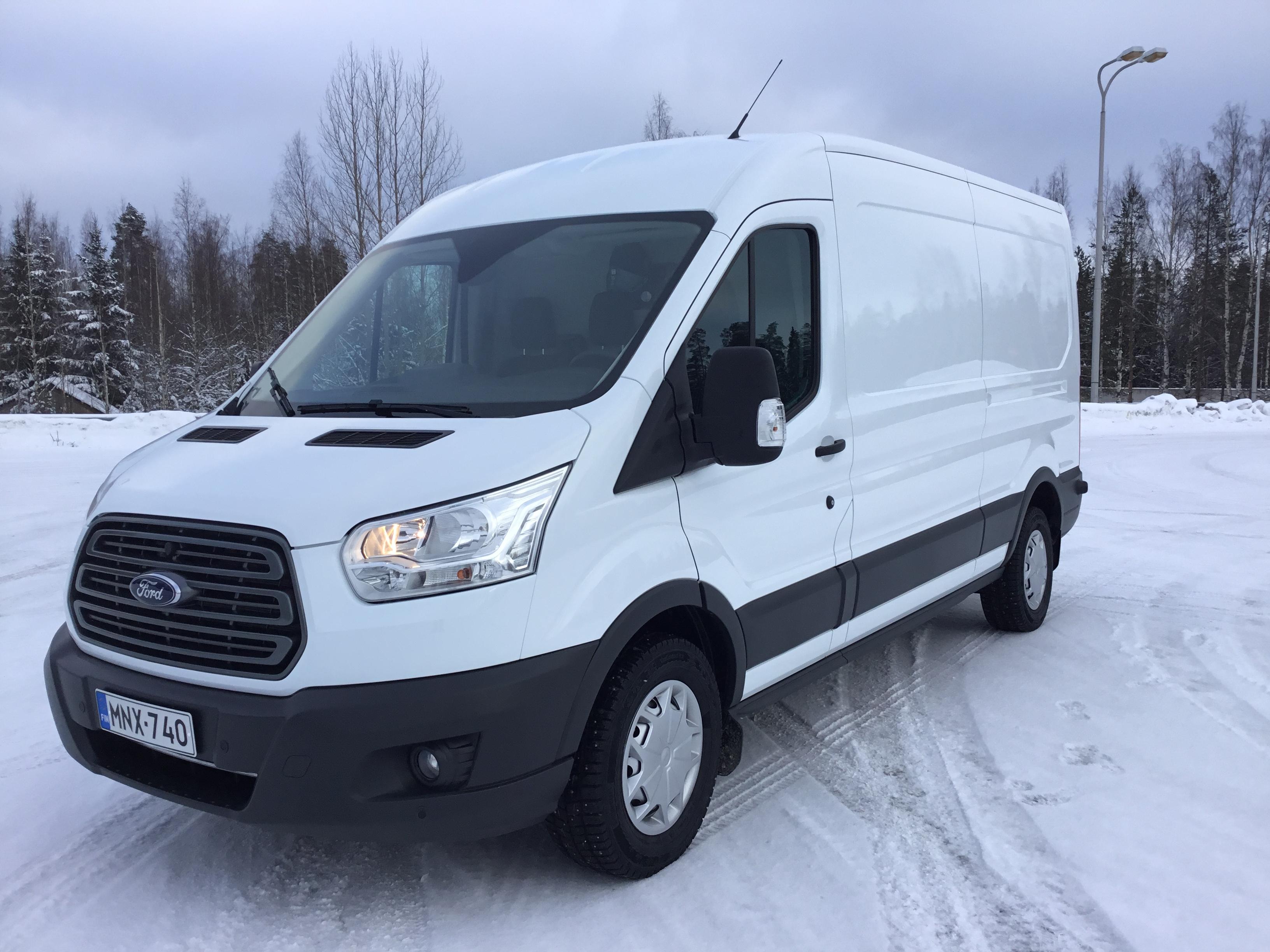 Ford Transit MNX-740